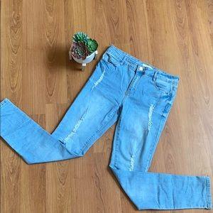 Forever 21 Girls Skinny Jeans